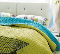 chenevard turquoise and pistachio quilt pod6f00