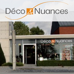 Papiers peints d co nuances magasin de d coration vis li ge - Nuances et decoration ...